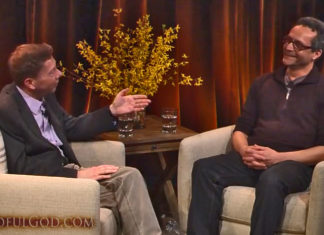 Eckhart Tolle stops by Google for an interesting chat with Bradley Horowitz.