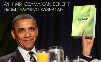 Why Mr. Obama Can Benefit From Learning Kabbalah