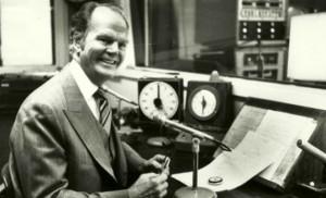 ABC Radio commentator Paul Harvey