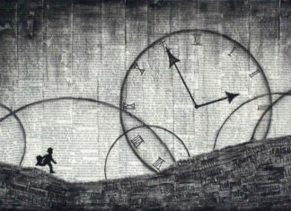 Time Is The Subjective Feeling That Something Missing Will Come Later On