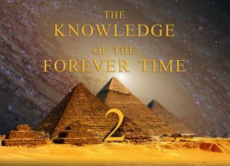 the knowledge of the forever time 2 cover