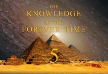 the knowledge of the forever time 5 cover