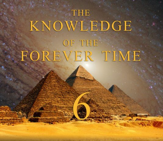 the knowledge of the forever time 6 cover