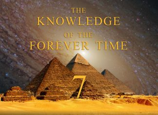 the knowledge of the forever time 7 cover