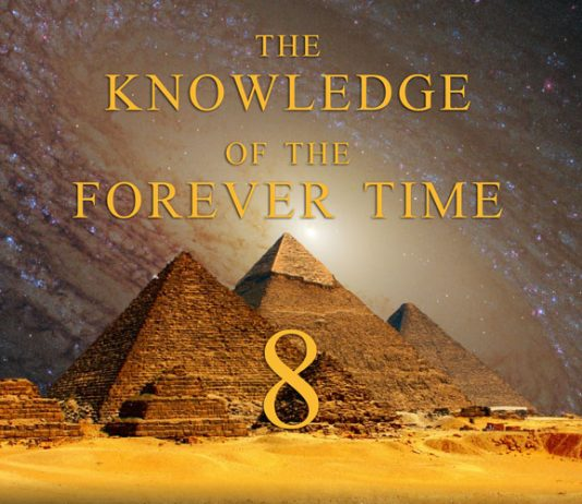 the knowledge of the forever time 8 cover